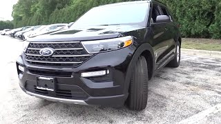 2020 Ford Explorer Niles, Schaumburg, Chicago, Highland Park, Arlington Heights, IL F39890
