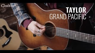 Taylor Grand Pacific 317e, Builder's Edition 517e & 717e demo