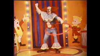 BOZO'S BIG TOP 1969 with David Eaton as Bozo - WSWO-TV Southwest Ohio