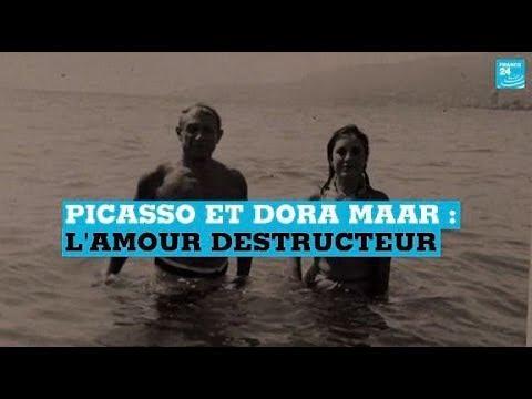 Couples d'artistes (3/3) : Pablo Picasso et Dora Maar, l'amour destructeur
