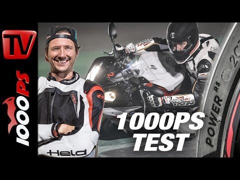 1000PS Test - Michelin Power RS - Neue Rangordnung bei sportlichen Straßenreifen