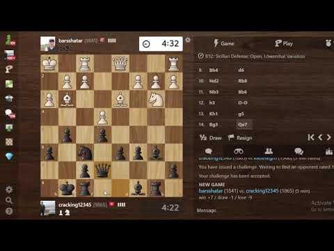 Giật cả mình!! Cao thủ Mông cổ đã bị checkmate || Chess 2020