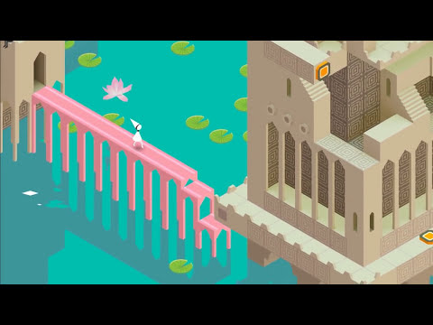 Monument Valley Game Release Trailer by ustwo