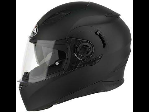 Обзор шлема Airoh Movement. Установка пинлок