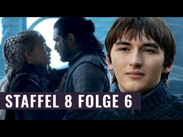 Das große Finale! | Game of Thrones Staffel 8 Folge 6
