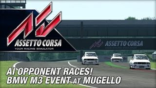 Assetto Corsa Early Access - BMW M3 Race