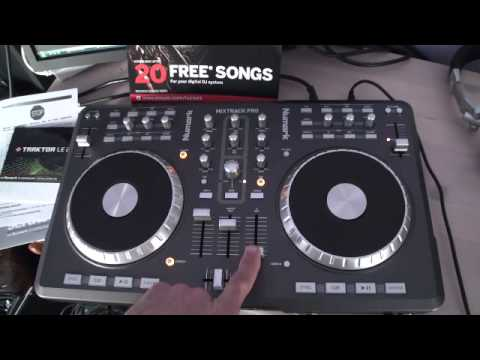 NUMARK MIXTRACK PRO TUTORIAL VIDEO 1 The Overview  YouTube