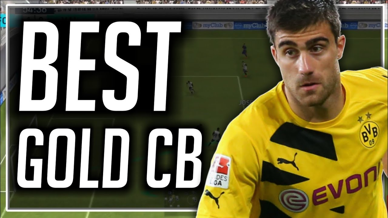 BEST GOLD CB FOR PES 2019! AM5