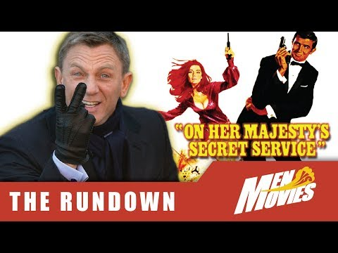 DANIEL CRAIG is returning for TWO more BOND films | The Rundown #10 LIVE
