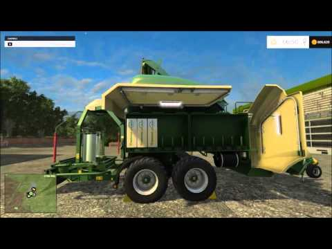 Farming Simulator 2015 Top 5 Mods - Implements and Tools!