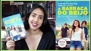 A Barraca Do Beijo | Beth Reekles | Resenha |  Leticia Ferfer | Livro Livro Meu