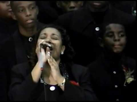 Summer Sing 1999  Richard Smallwood  Come Before His Presence With Thanksgiving