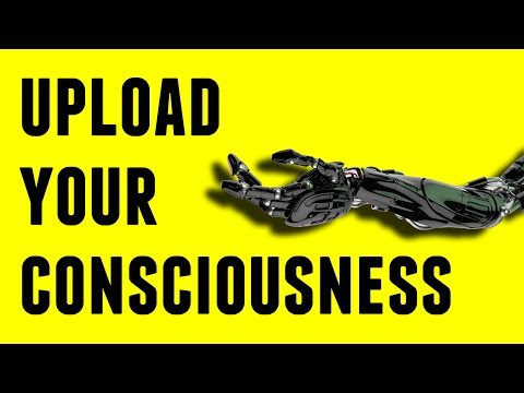 Can We Upload Our Consciousness? - 2045 Initiative & Transhumanism Explained