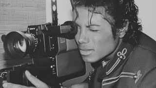 Michael Jackson | Behind The Scenes Moments 🎥