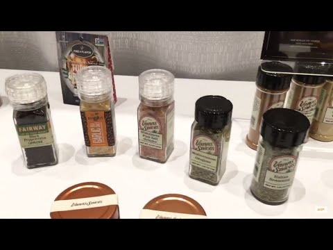 Vanns Spices: 300 + Spices,  Innovative Packaging, Organic Line, for Store Brand & Foodservice