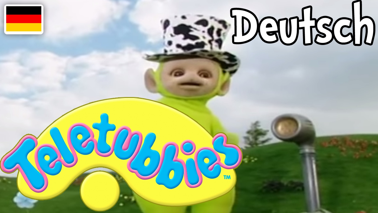 teletubbies tiere