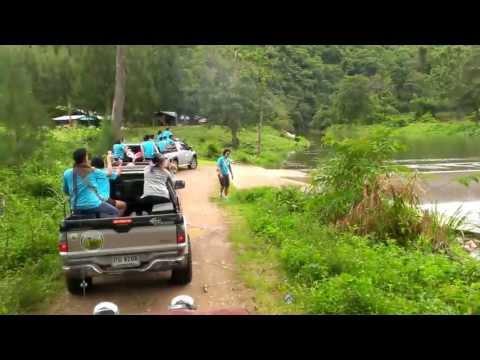 BCC CLUB คลิปที่15 เส้นทางสู่ ร.ร.บ้านพุระกำ อ.สวนผึ้ง จ. ราชบุรี