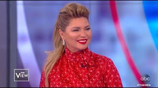 Shania Twain Talks Super Bowl Performance, and Extending Vegas Residency | The View