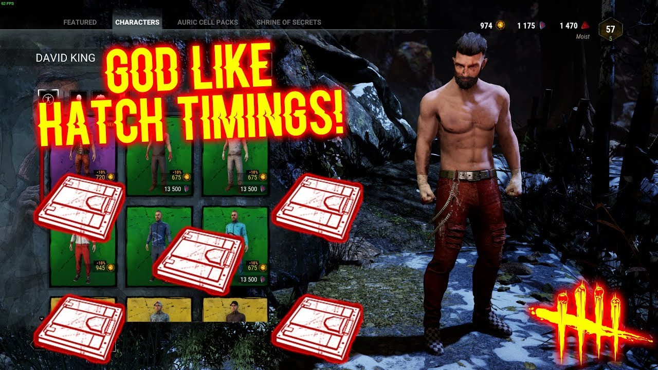 GOD LIKE HATCH TIMINGS! - Holiday Event! Survivor Gameplay
