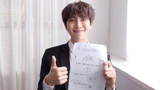 [2018 FESTA] BTS (방탄소년단) '소확행 List' - RM
