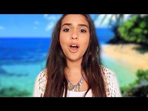 MOANA- Saber quem sou / How far I'll Go | Caty Victorio