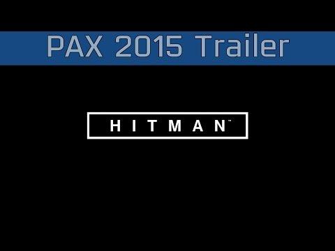 Hitman - Showstopper PAX Prime 2015 Gameplay Walkthrough [HD 1080P]