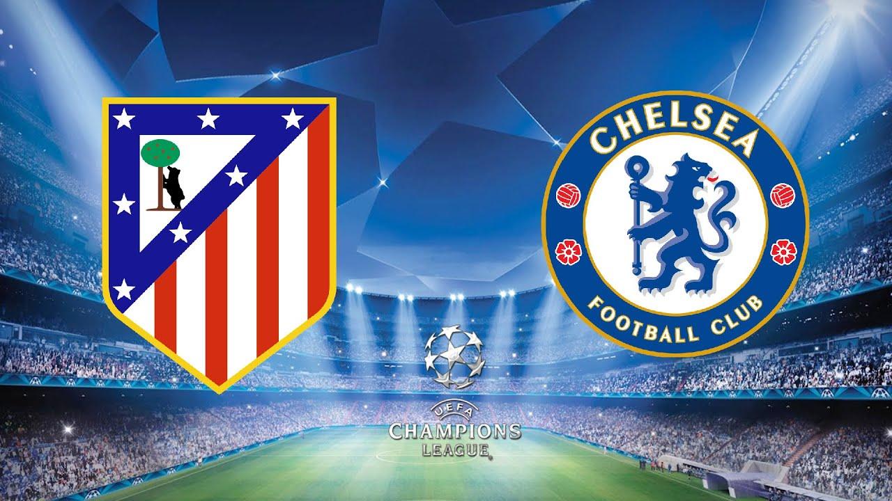 UEFA Champions League 2021 (R16) - Atletico Madrid Vs Chelsea - 1st Leg -  23rd Feb 2021 - FIFA 21 - YouTube