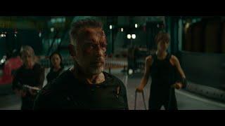 Финальный бой на дамбе. Часть-1.  Терминатор: Тёмные судьбы Terminator: Dark Fate