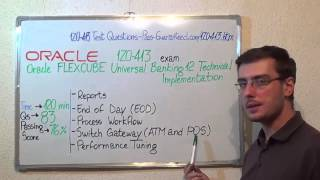 1Z0-413 – Oracle Exam FLEXCUBE Universal Banking Test Technical Questions