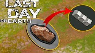 как Добыть АЛЮМИНИЙ - Last Day On Earth Survival #10