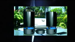 Wolverine Wios2 Wireless Indoor-outdoor Stereo Speakers - Water Resistant - Black (twin Speakers)