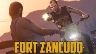 FORT ZANCUDO! (Grand Theft Auto V)