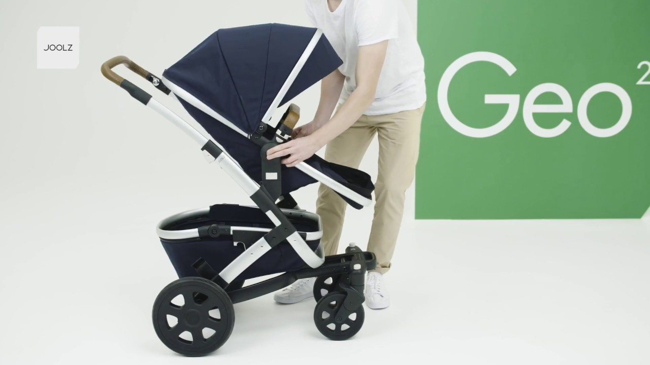 Joolz Day 2 Earth Youtube How To Assemble The Joolz Geo² Pushchair