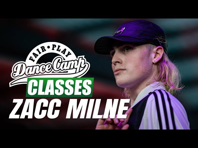 'Source of Conflict' by Sinjin Hawke & Zora Jones ★ Zacc Milne ★ Fair Play Dance Camp 2019 ★