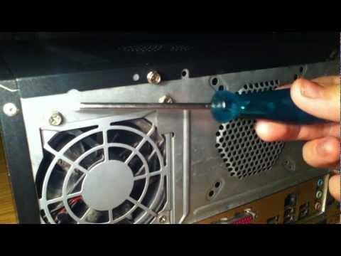 Cómo quitar la memoria RAM de tu ordenador