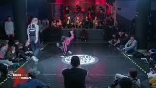 Street Noise 2018 / Ćwierćfinał Bgirl Battle / Jasu vs AGT
