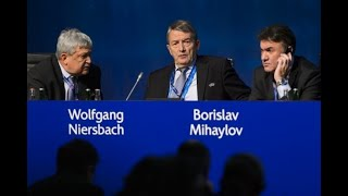 Bulgaria football chief resigns as UEFA urges 'war' on racists