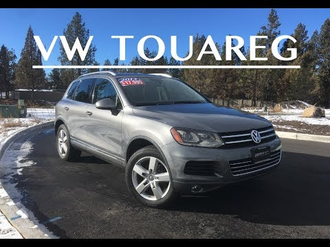 Reviewing the 2013 Volkswagen Touareg TDI