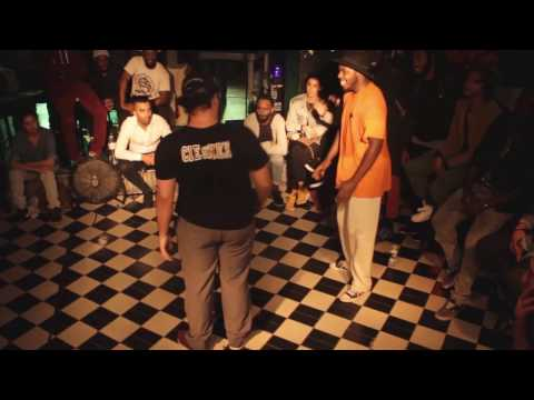 We funk battle AZIZ VS PRINCE  Final Popping