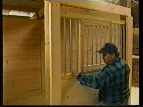 Installation Part 2 Woodstar Products Horse Stalls