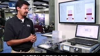 28nm CMOS 技術を採用した RF 対応の ADC/DAC
