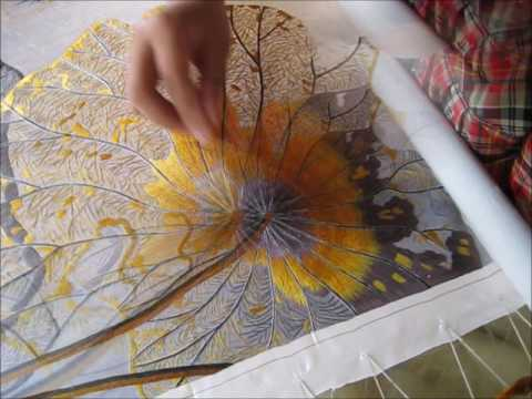 King Silk Art - Yellow Lotus Water Lily - 86077 from YouTube · Duration:  1 minutes 45 seconds
