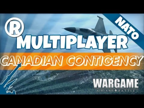 Wargame: AirLand Battle - Canadian Contingency