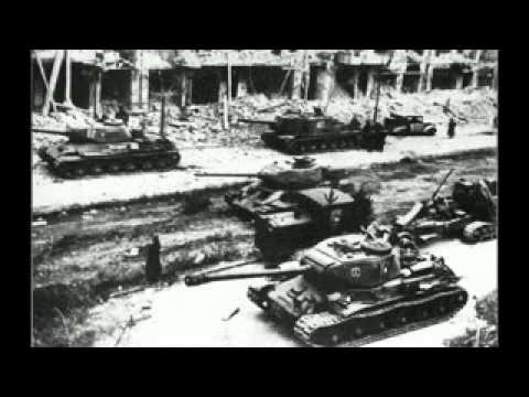 The siege of Berlin 1945 (Berlin ostroma)