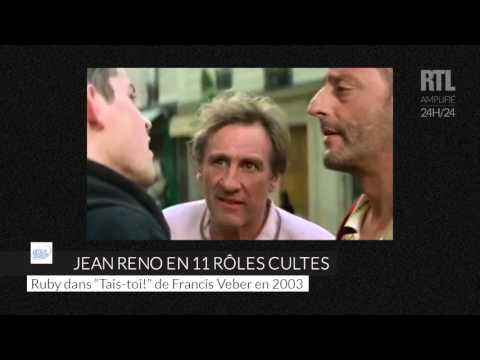 Jean Reno en 11 rôles cultes au cinéma - RTL - RTL