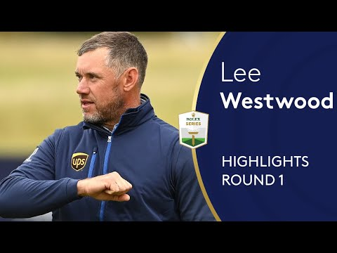 Lee Westwood shoots 62 | Round 1 Highlights | 2020 ASI Scottish Open