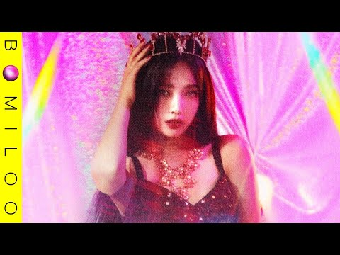 Red Velvet - 'Really Bad Boy' (Synthpop 80s Remix)