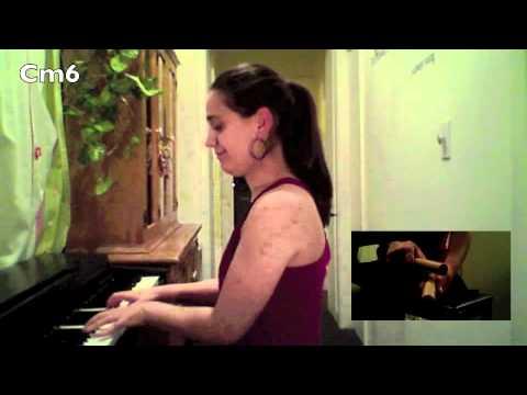 How to play a Salsa montuno tumbao on the piano  tutorial #1