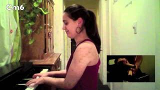 How to play a Salsa montuno (tumbao) on the piano - tutorial #1