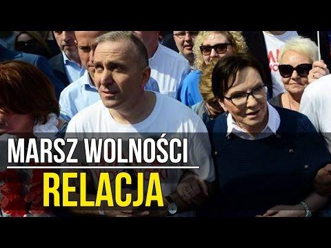 Marsz Wolnosci - Relacja - Najlepsze momenty